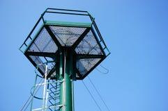 Torre dell'orologio Fotografia Stock