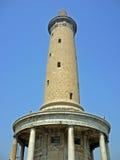 Torre dell'orologio a Dalian Fotografia Stock