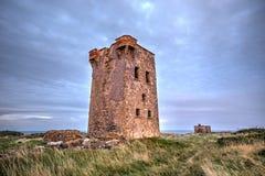 Torre dell'orologio di Knockadoon Immagine Stock Libera da Diritti