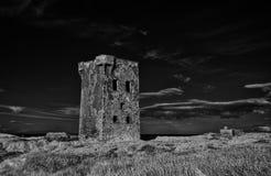 Torre dell'orologio di Knockadoon Fotografia Stock Libera da Diritti