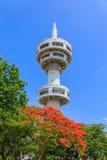 Torre dell'orologio in Tailandia Immagine Stock