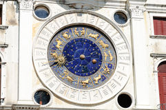 Torre dell Orologio Venice Royalty Free Stock Image