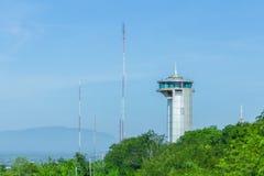 Torre dell'osservatorio Fotografia Stock Libera da Diritti