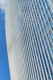 Torre dell'ufficio in costruzione alla via di 20 Fenchurch Fotografia Stock Libera da Diritti