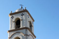 Torre dell'ufficio postale di Ojai Fotografia Stock