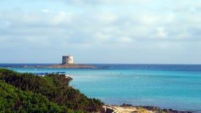 Torre della baia Fotografie Stock