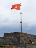 Torre della bandiera (culla Co) Hue Citadel fotografia stock libera da diritti