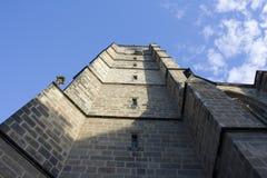 Torre della cattedrale Fotografie Stock