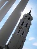 Torre della cattedrale Fotografia Stock