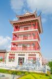 Torre della Cina Fotografia Stock Libera da Diritti