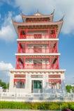 Torre della Cina Immagine Stock Libera da Diritti