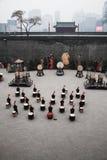 Torre della Cina Xian fotografia stock libera da diritti