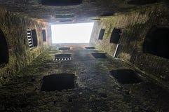 Torre della fortezza Immagini Stock