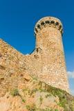 Torre della fortezza Fotografie Stock