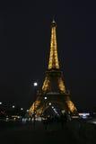 Torre della grata di Parigi Immagini Stock Libere da Diritti