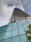 Torre della HK icc Fotografia Stock