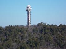Torre della montagna Fotografia Stock