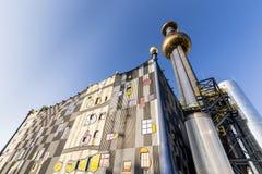 Torre della pianta d'elaborazione a Vienna Immagini Stock