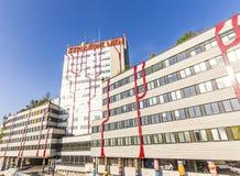 Torre della pianta d'elaborazione a Vienna Fotografie Stock