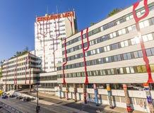 Torre della pianta d'elaborazione a Vienna Fotografia Stock Libera da Diritti