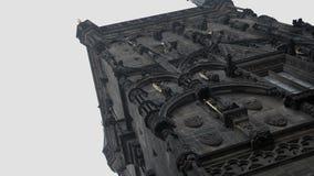 Torre della polvere di Praga archivi video
