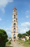Torre della proprietà di Manaca Iznaga Fotografie Stock