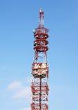 Torre della rete Immagini Stock Libere da Diritti