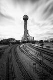 Torre della Riunione a Dallas, il Texas, U.S.A. Fotografia Stock Libera da Diritti