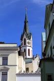 Torre della st Vitus Church Fotografie Stock