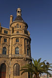 Torre della stazione ferroviaria di Haydarpasa Fotografia Stock
