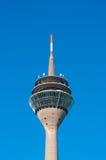 Torre della televisione Fotografie Stock