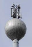 Torre della televisione Fotografia Stock Libera da Diritti
