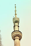 Torre della televisione di Almaty, il Kazakistan Immagini Stock