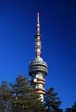 Torre della TV Immagine Stock