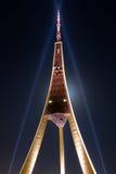 Torre della TV Fotografie Stock