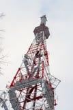 Torre della TV Fotografia Stock