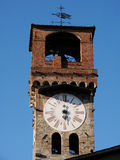 Torre delle Ore, Lucca Stock Photos