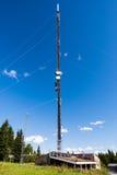 Torre delle Telecomunicazioni Fotografia Stock Libera da Diritti