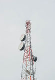 Torre delle Telecomunicazioni Immagine Stock Libera da Diritti