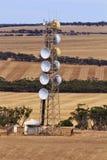 Torre delle Telecomunicazioni del SA Wudinna Fotografia Stock Libera da Diritti