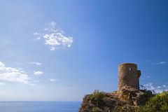 Torre des Verger Mallorca Stock Photo