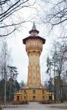 Torre di acqua immagine stock