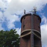 Torre di acqua Fotografie Stock Libere da Diritti