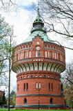 Torre di acqua, Bydgoszcz, Polonia fotografie stock