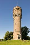 Torre di acqua con cielo blu Immagine Stock Libera da Diritti
