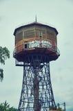 Torre di acqua di Shukhov Borisov, Bielorussia Fotografia Stock Libera da Diritti