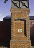 Torre di acqua di WLLR Fotografie Stock