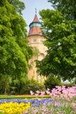 Torre di acqua in Rastatt Immagine Stock Libera da Diritti