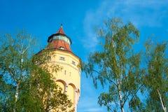 Torre di acqua in Rastatt Immagine Stock