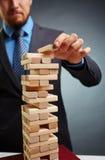 Torre di affari Immagini Stock Libere da Diritti